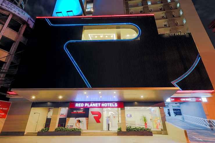 EXTERIOR_BUILDING Red Planet Manila Binondo -  For Quarantine Stays