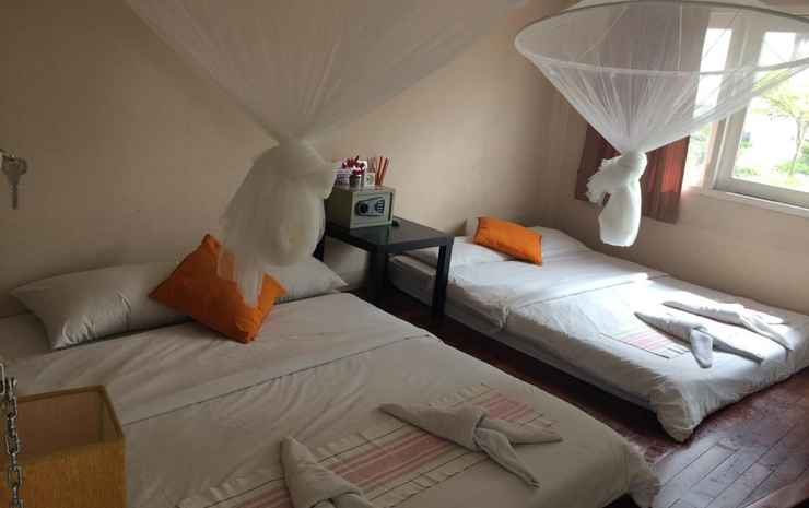 Vx The Fifty Bangkok - Quadruple Room with Shared Bathroom