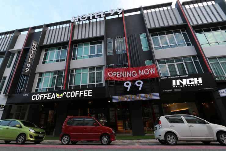 EXTERIOR_BUILDING Hotel 99 Sri Petaling @ Bukit Jalil