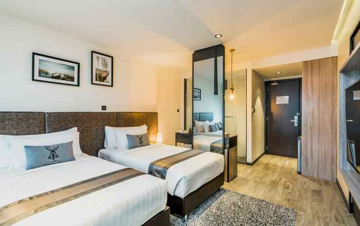T Pattaya Hotel Chonburi - Superior Room with breakfast