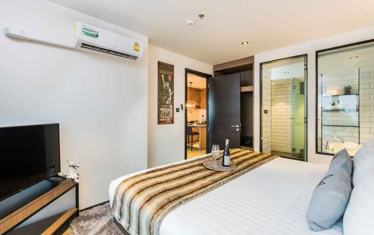 T Pattaya Hotel Chonburi - Deluxe Suite with breakfast with breakfast
