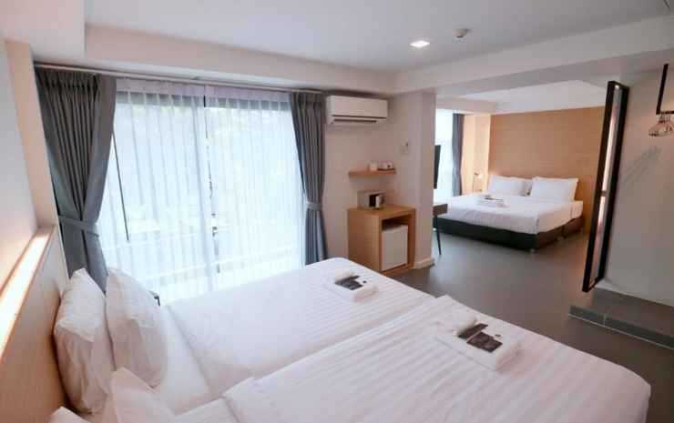 ISTY HOTEL Chiang Mai - Standard Family Room for 4 people - Room Only