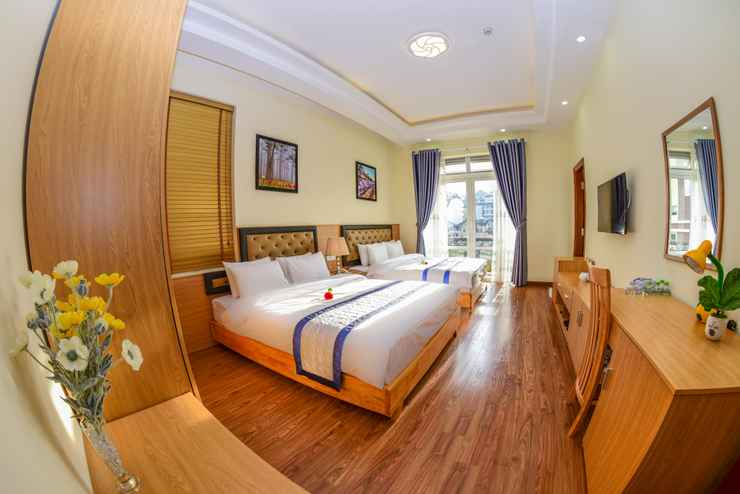 BEDROOM New Golf Valley Villa Dalat