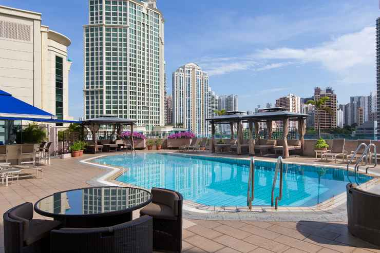 SWIMMING_POOL Four Points by Sheraton Singapore, Riverview (SG Clean) (Staycation Approved)