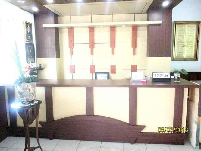 LOBBY Hotel Permata Merangin Bangko by Avalon