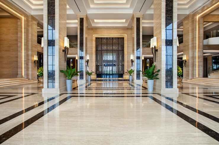 LOBBY Wyndham Opi Hotel Palembang