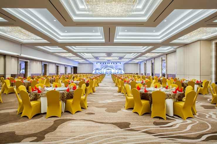 FUNCTIONAL_HALL Wyndham Opi Hotel Palembang