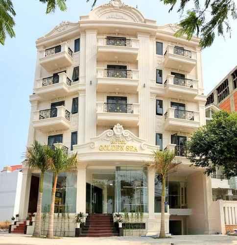 EXTERIOR_BUILDING Khách sạn Biển Vàng Vũng Tàu