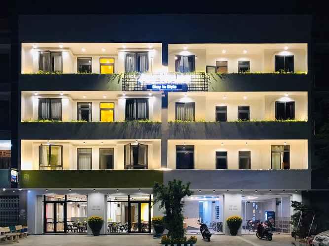 EXTERIOR_BUILDING Joy Hotel Phu Yen