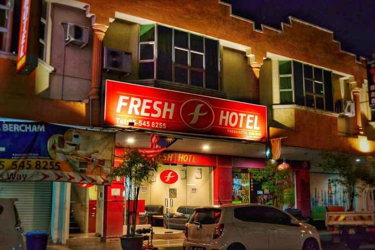 EXTERIOR_BUILDING Fresh Hotel Bercham