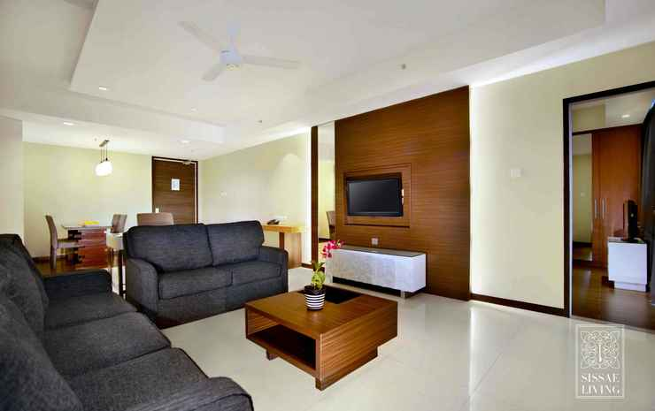 The Malibu Suites Balikpapan by Sissae Living Balikpapan - Three-Bedrooms Family Suites Apartment