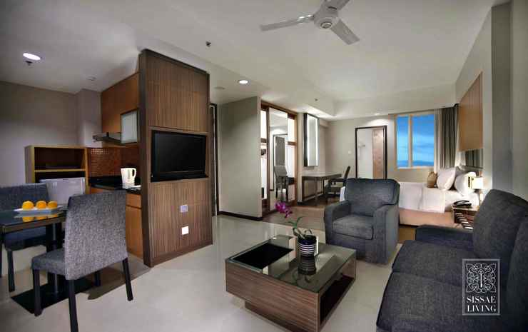 The Malibu Suites Balikpapan by Sissae Living Balikpapan - One-Bedroom Deluxe Apartment
