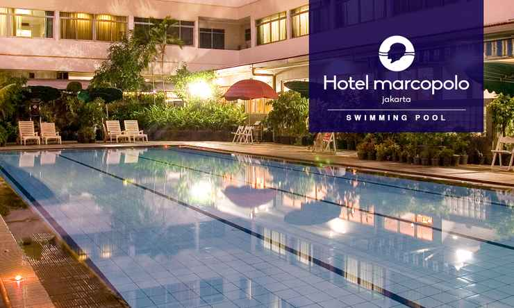 SWIMMING_POOL Hotel Marcopolo Jakarta