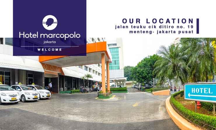 EXTERIOR_BUILDING Hotel Marcopolo Jakarta