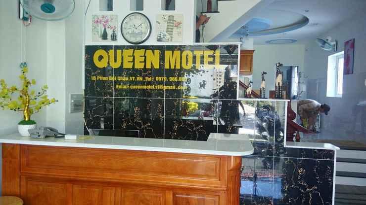 LOBBY Nhà nghỉ Queen