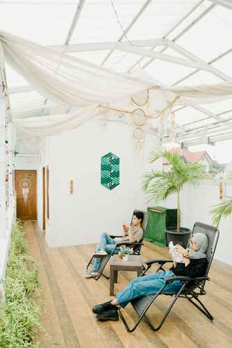 COMMON_SPACE OtU Hostel By Ostic