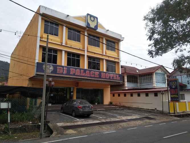 EXTERIOR_BUILDING Hotel DJ Palace