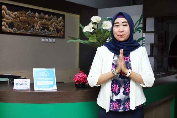 LOBBY Airy Syariah Kutilang 99 Banjarbaru