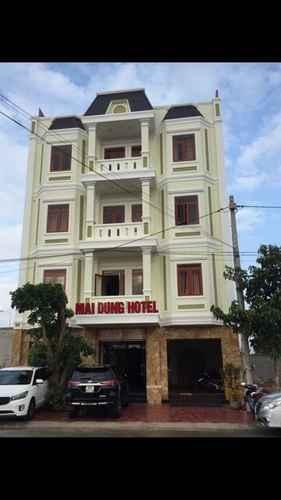 EXTERIOR_BUILDING Mai Dung Hotel