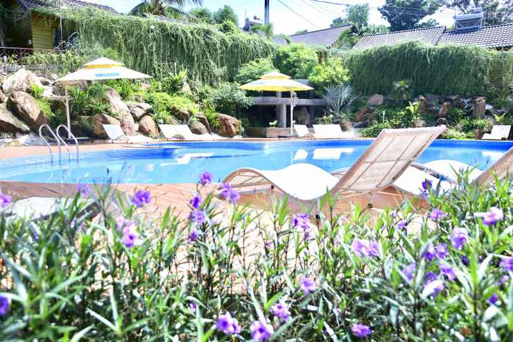 SWIMMING_POOL Dendi Resort Phú Quốc