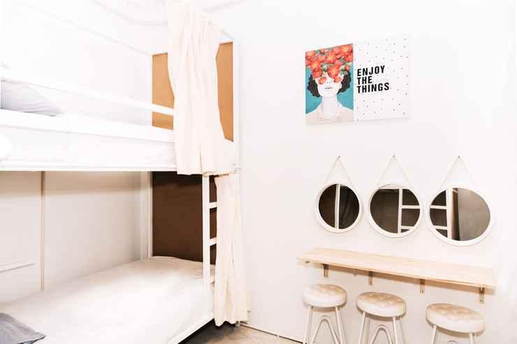 BEDROOM Tee's Hostel