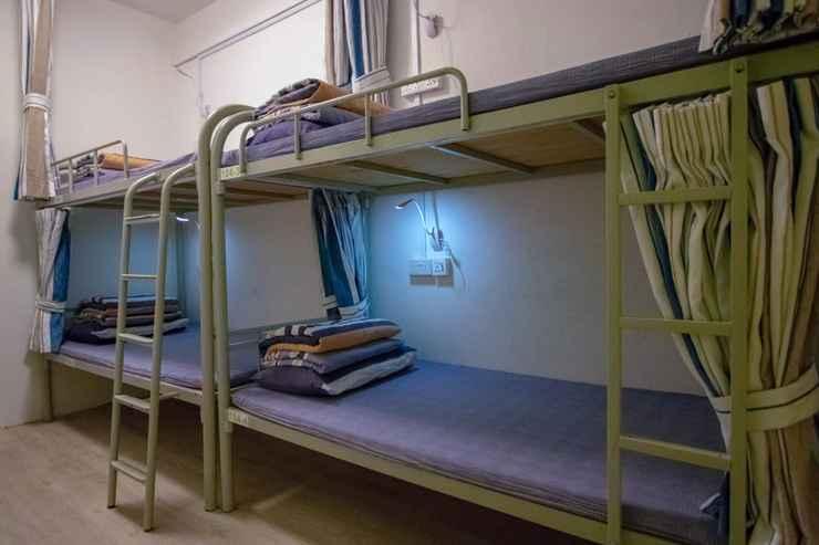 BEDROOM Greendili Backpackers Hostel