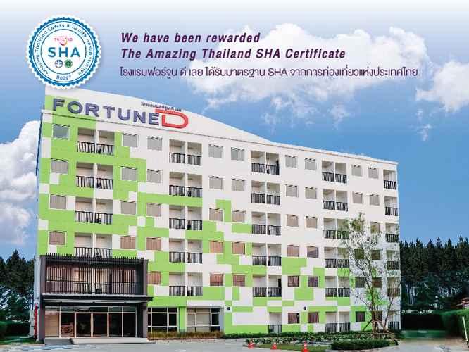 EXTERIOR_BUILDING Fortune D Hotel Loei  (SHA Certified)