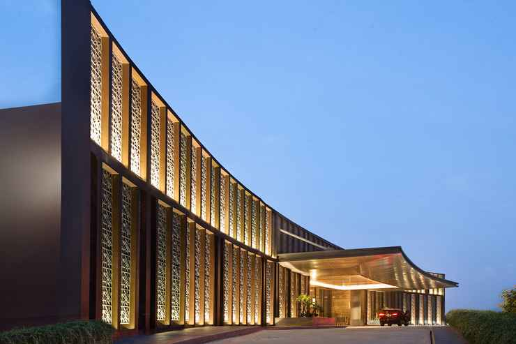 EXTERIOR_BUILDING Hotel Santika Premiere Bandara - Palembang