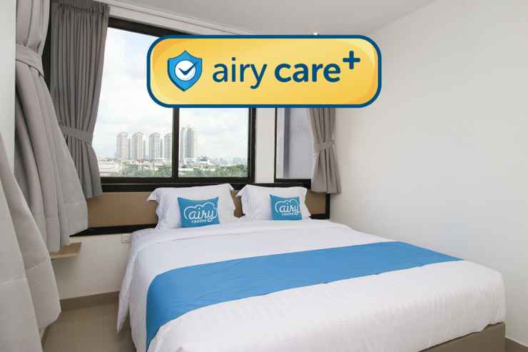 BEDROOM Airy Care+ Kemayoran RE Martadinata 12 Jakarta