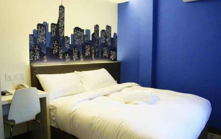 City Edge Hotel Kuala Lumpur - Standard Queen Room