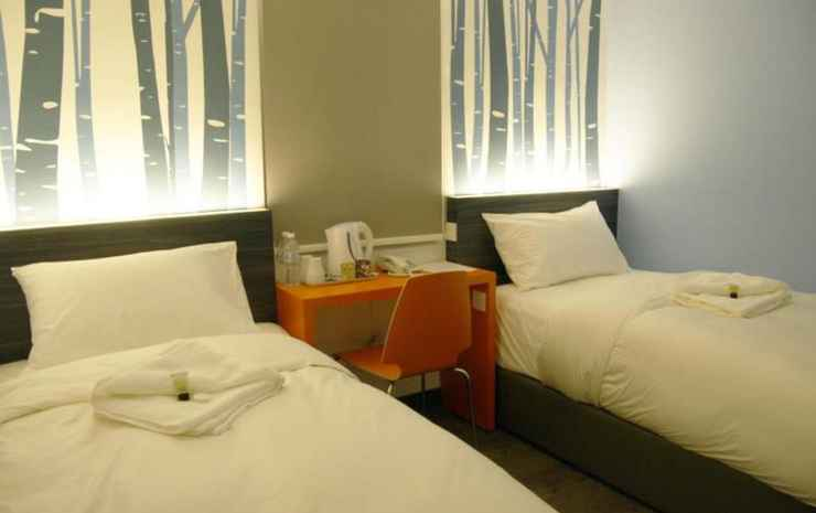 City Edge Hotel Kuala Lumpur - Standard Twin Room