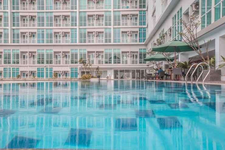 SWIMMING_POOL Tiba at Jatinangor Hotel