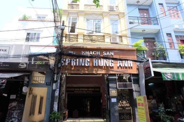 LOBBY Khách sạn Spring Hung Anh