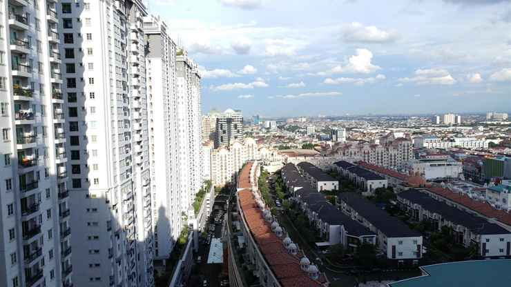 2 Br Penthouse Level Apartment At Mall Of Indonesia Moi Gading By Travelio Jakarta Utara Harga Hotel Terbaru Di Traveloka