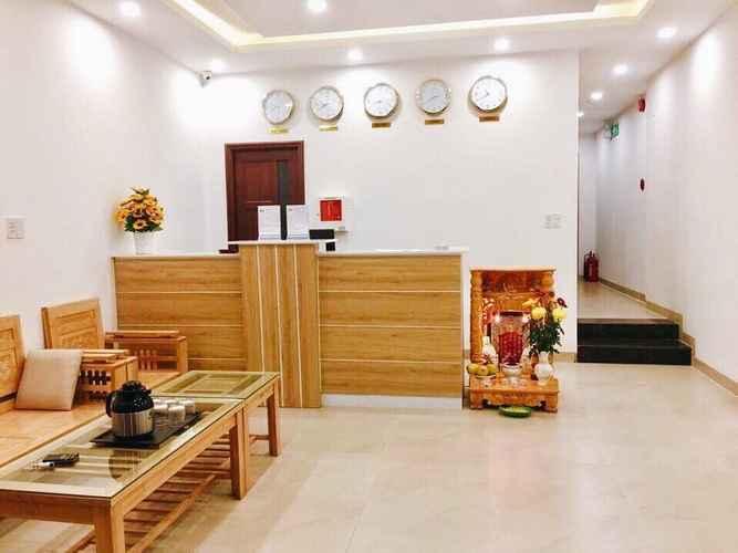 LOBBY Khách sạn Đại Nam Đà Nẵng