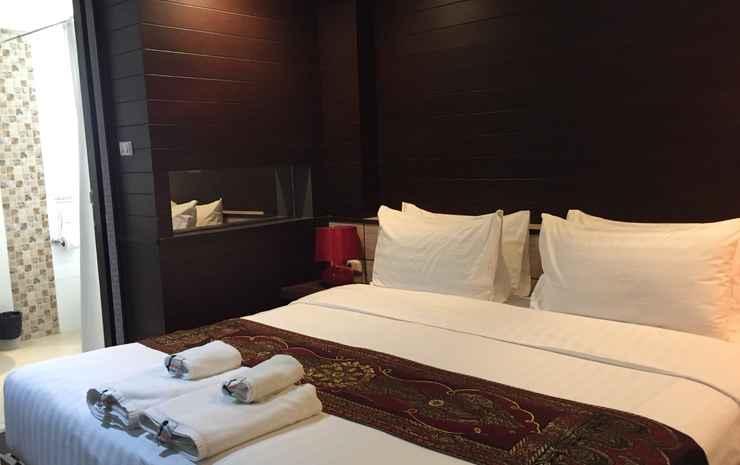 Ideal Pratunam Hotel Bangkok - King Bed No Window (Room only)