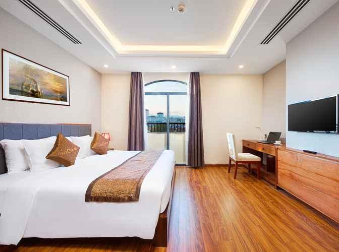 BEDROOM Khách sạn Mercury Boutique Đà Nẵng