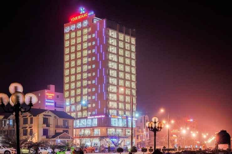 EXTERIOR_BUILDING Khách sạn Vĩnh Hoàng