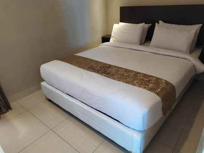 BEDROOM Grand Dian Hotel Guci