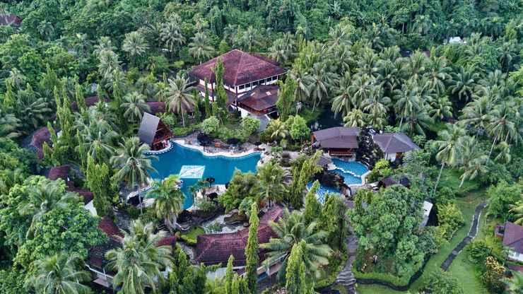 EXTERIOR_BUILDING Tasik Ria Resort Spa & Diving