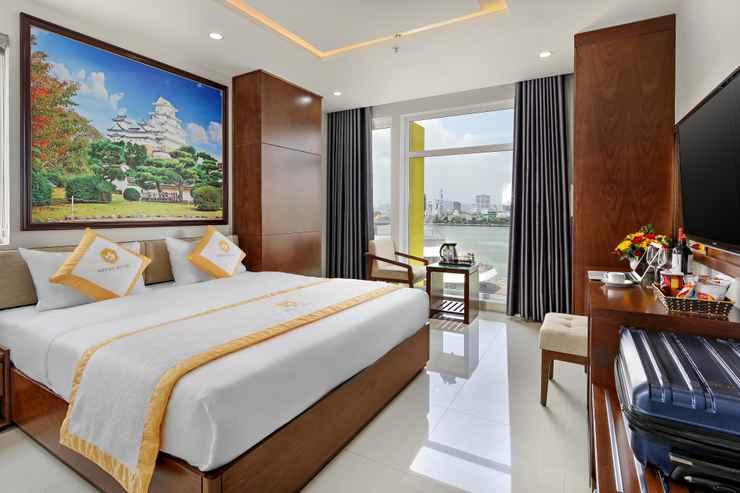 BEDROOM Khách sạn Merry Đà Nẵng