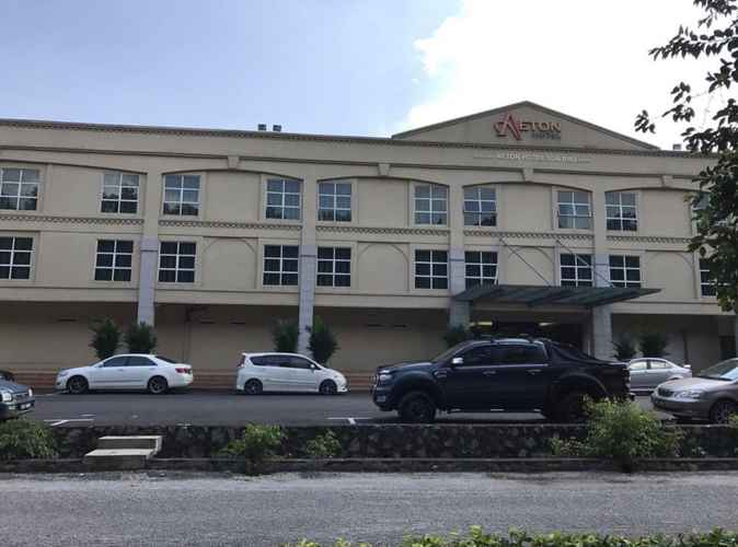 EXTERIOR_BUILDING Aeton Hotel