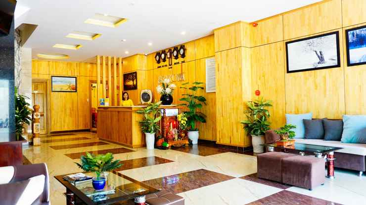 LOBBY Senkotel Hotel Nha Trang - Traveloka Exclusive Deal