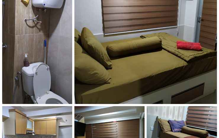 Jarrdin Apartment Cihampelas by Indra Bandung - Family 2 Bed Room (2BR) Type 40