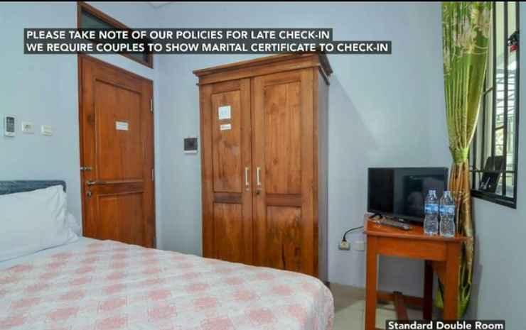 JO Duri Kosambi Guest House Jakarta - 1 Queen Bed (Pasangan Butuh Bukti Nikah)