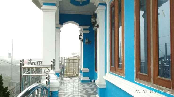 EXTERIOR_BUILDING Homestay Pakuwojo Sikunir Syariah