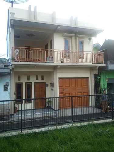 EXTERIOR_BUILDING Full House at Homestay Cemara Dieng Syariah