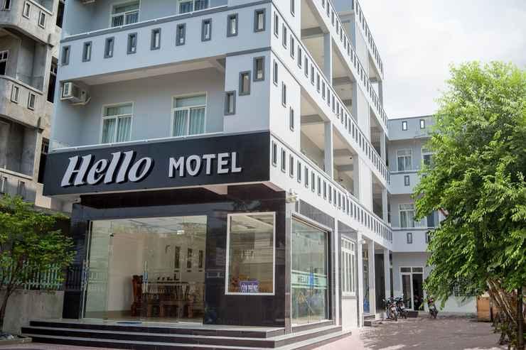 EXTERIOR_BUILDING Hello Motel Long Hải