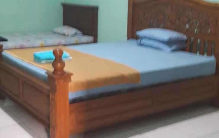 Simple Room at Wijaya Inn Cilacap  Cilacap - Double Bed