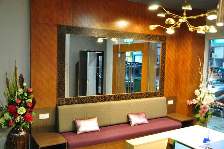 LOBBY Valya Hotel Kuala Terengganu